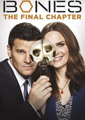 Bones Season 12 - The Final Chapter