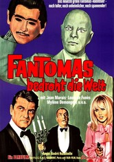 Fantomas bedroht die Welt