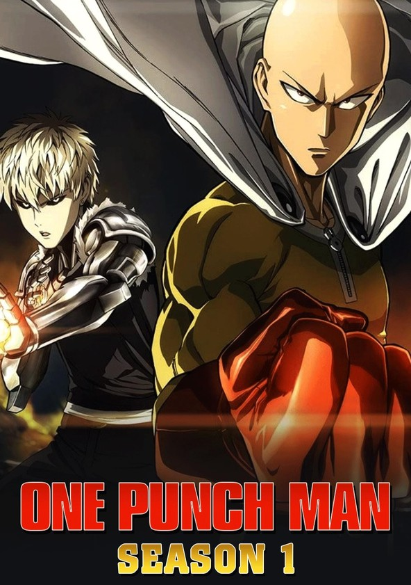 One Punch Man Season 1 Watch Episodes Streaming Online