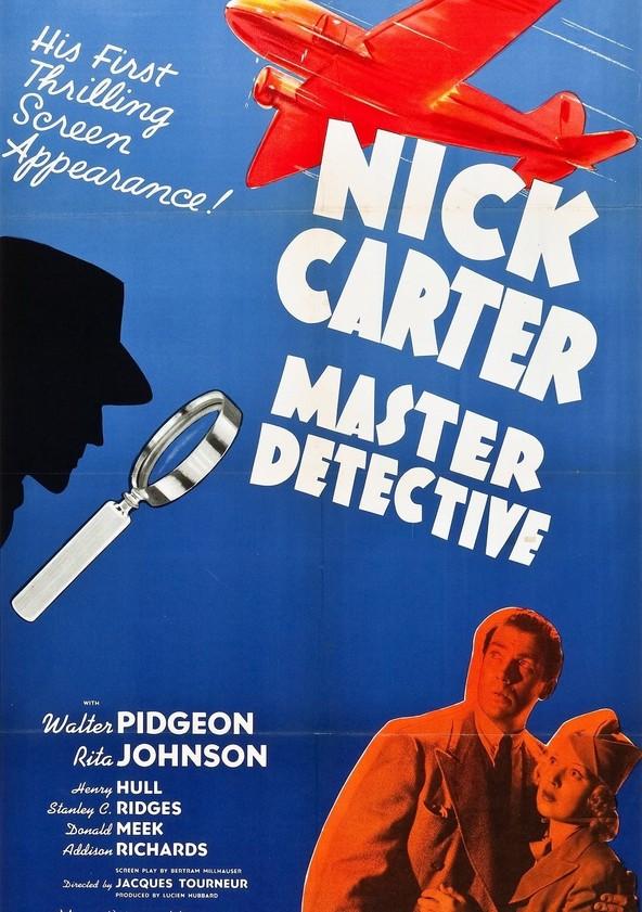 Nick Carter, Master Detective