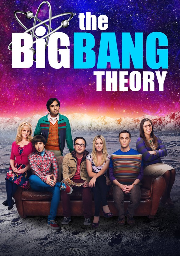 The Big Bang Theory - streaming tv show online