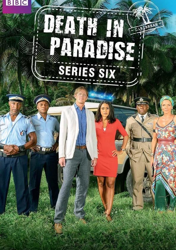 Crimen en el paraíso Temporada 6 poster