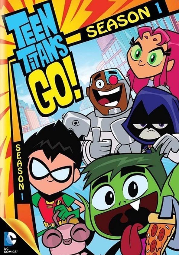 Teen Titans Go Season 1 - Watch Episodes Streaming Online-3812