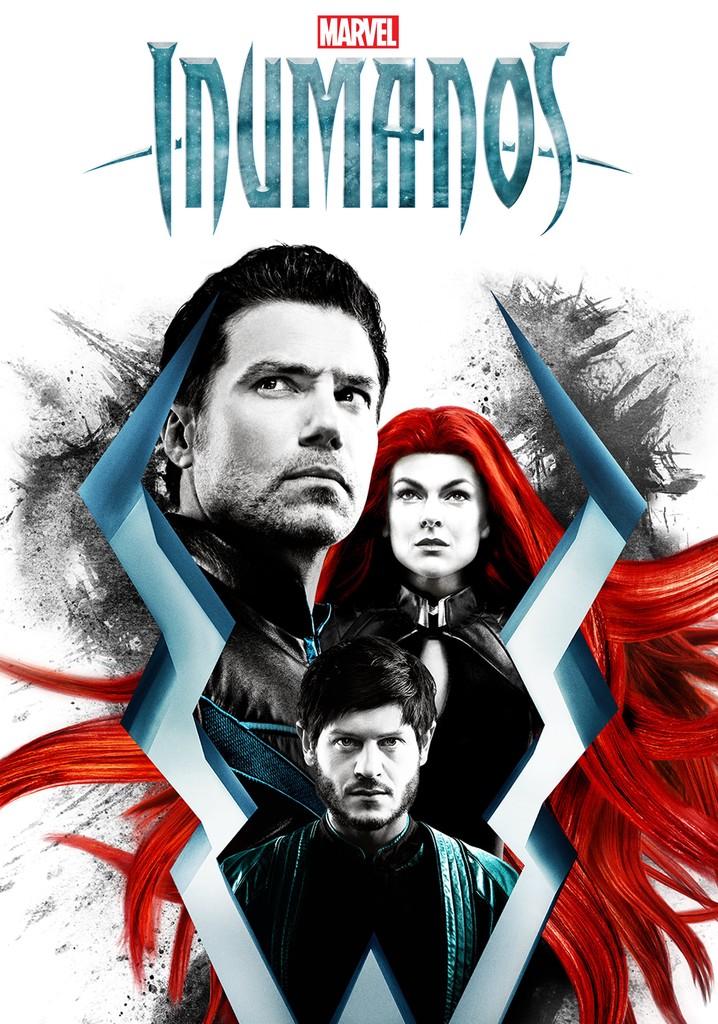 Marvel – Inhumans