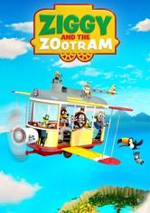 Ziggy and the Zoo Tram