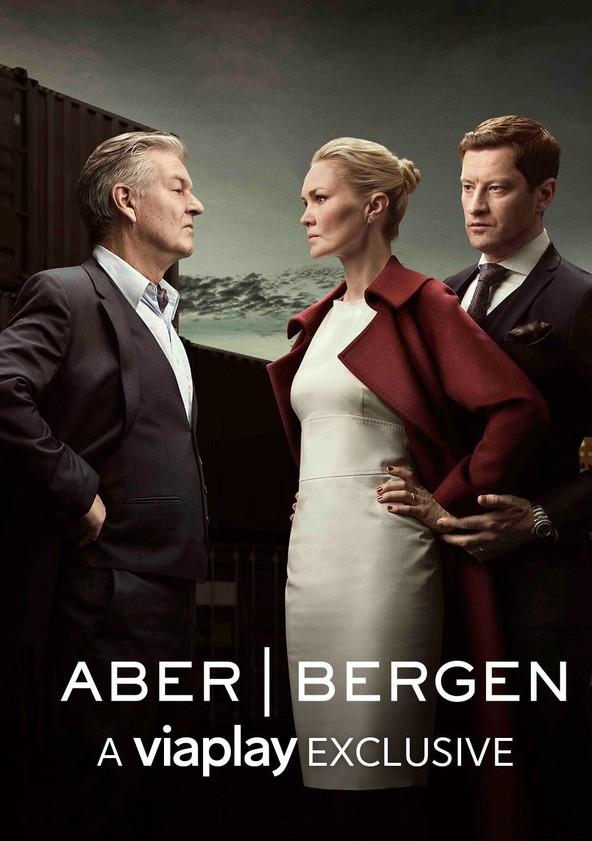 Aber Bergen poster