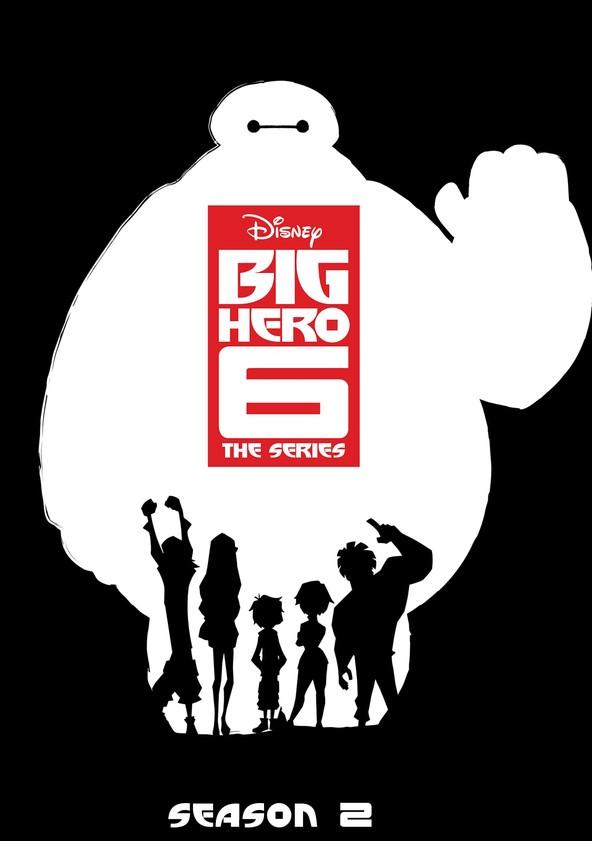 Big Hero 6: La serie