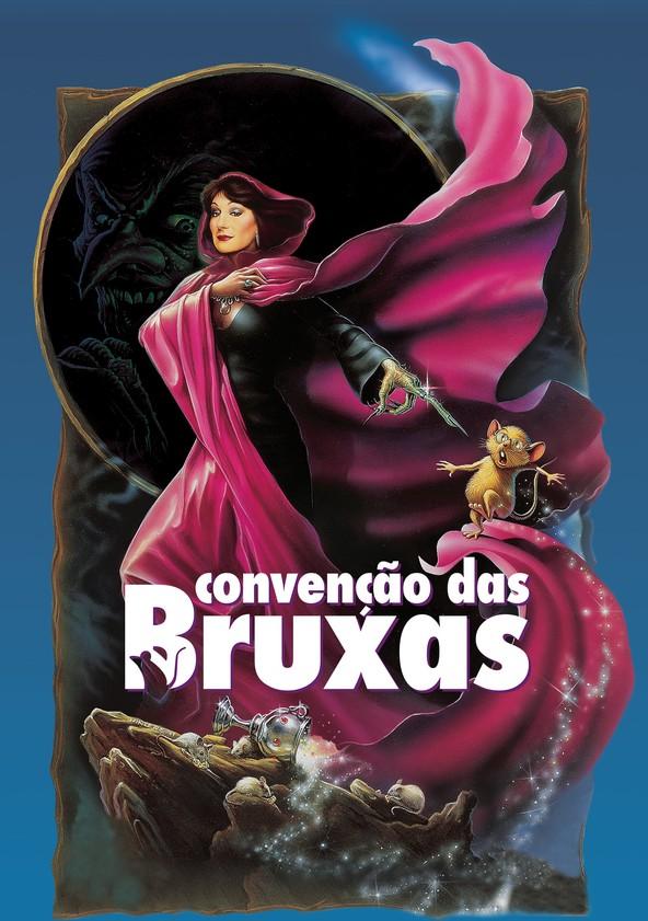 Convenção das Bruxas filme - Veja onde assistir