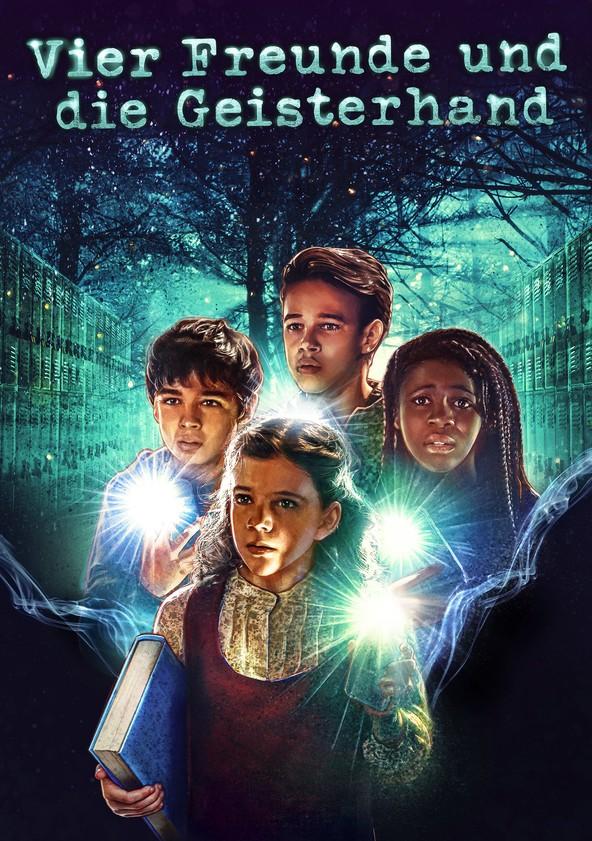 Vier Freunde und die Geisterhand