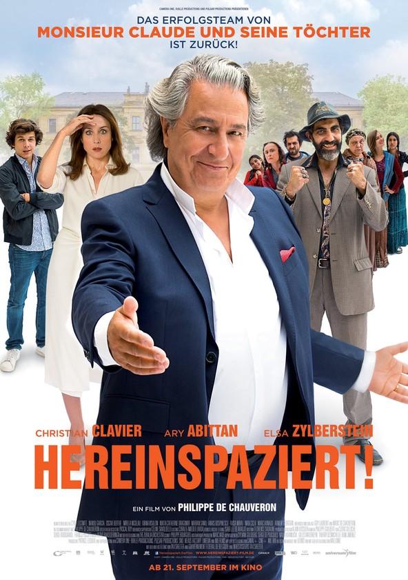 Hereinspaziert! poster