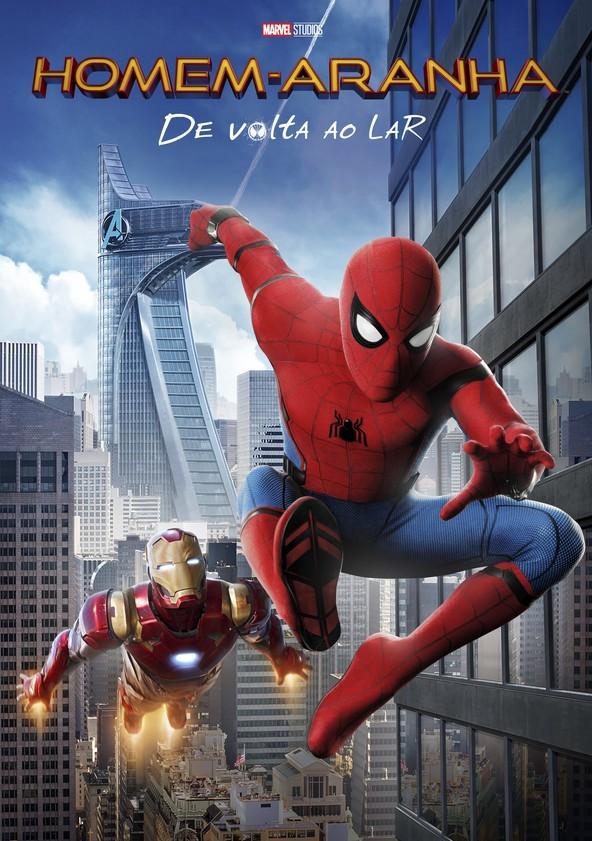 Homem-Aranha: Regresso a Casa poster