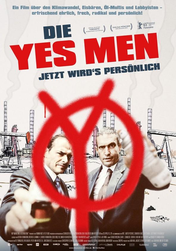 Die Yes Men - Jetzt wird's persönlich poster
