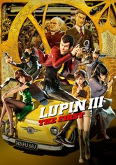 Lupin the Third: The First