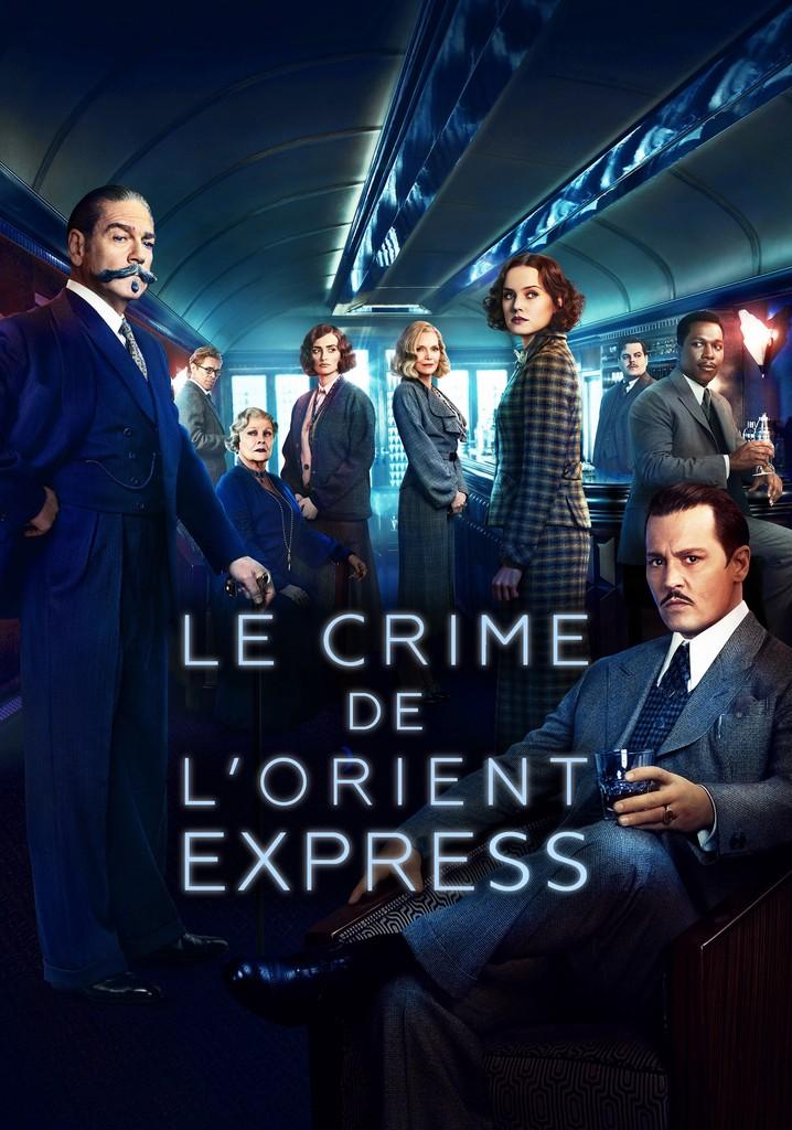 Le Crime de l'Orient‐Express