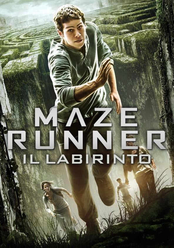 Maze Runner - Il labirinto poster