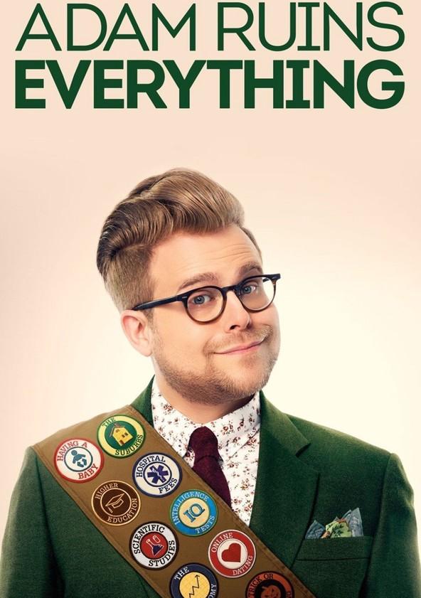 Adam Ruins Everything Season 1 poster