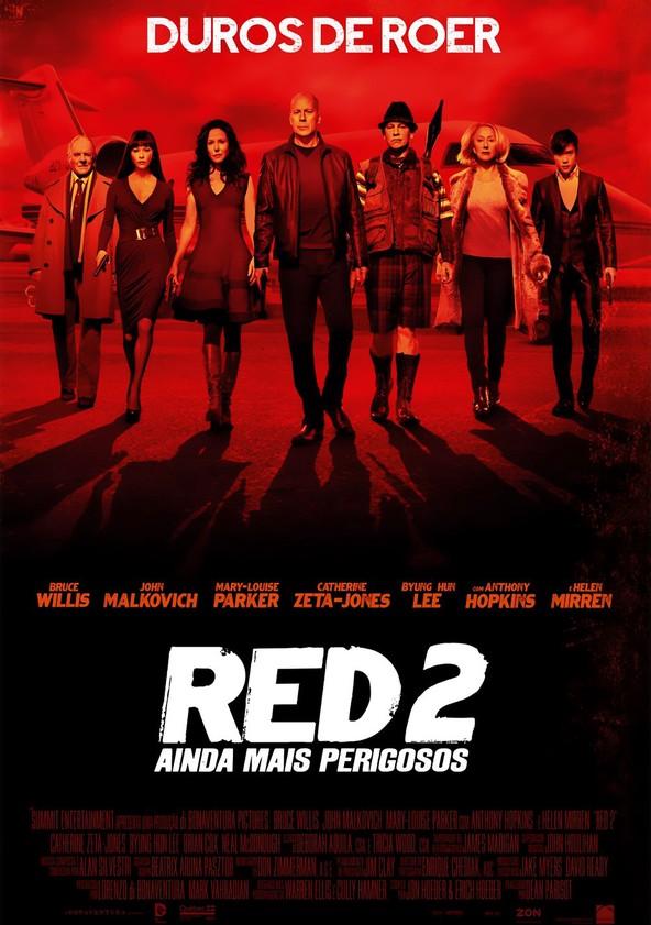 Red 2: Ainda Mais Perigosos