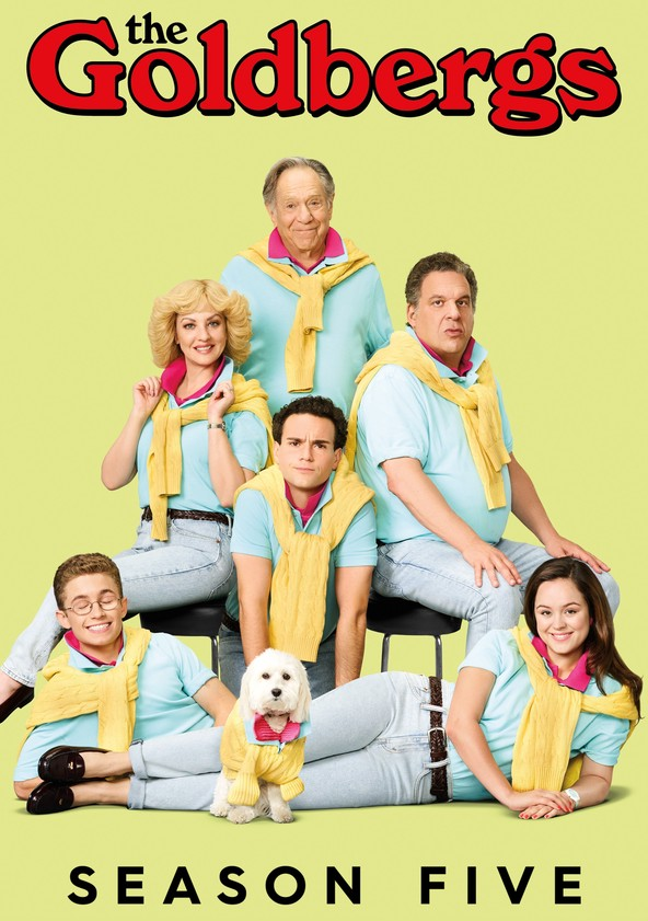 The Goldbergs Season 5 poster