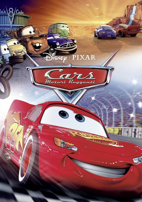 Cars - Motori ruggenti poster