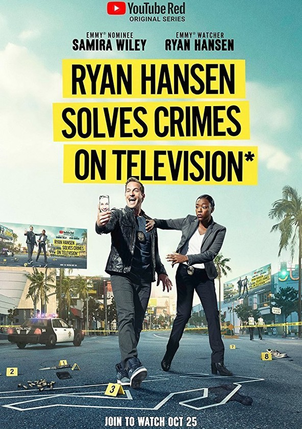 Ryan Hansen Solves Crimes on Television poster