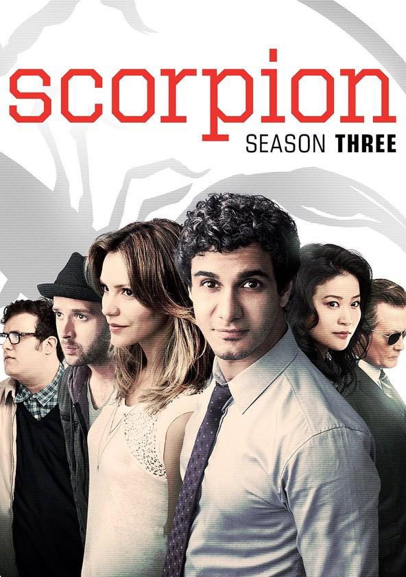 watch episodes scorpion season 3