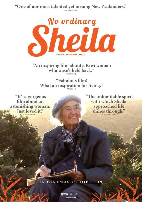 No Ordinary Sheila Movie Watch Stream Online