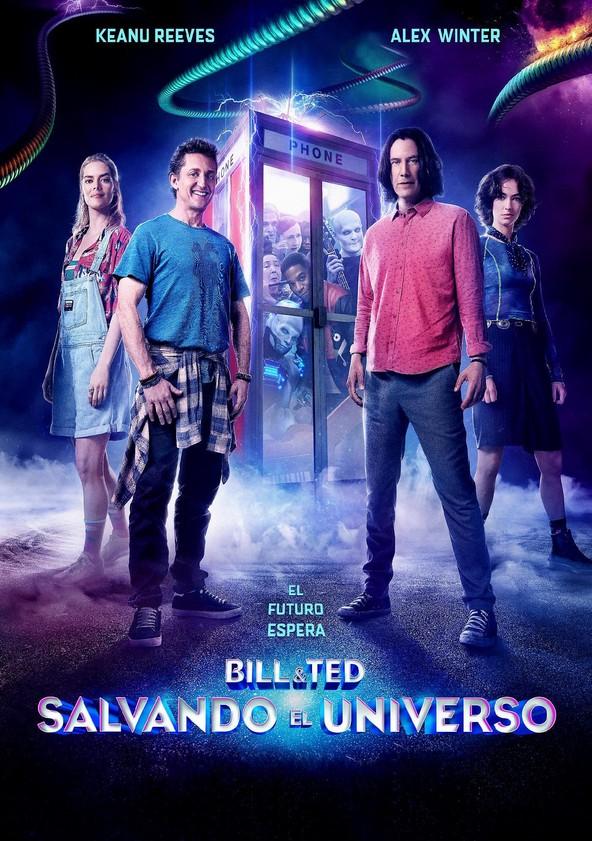 Bill y Ted salvan el universo