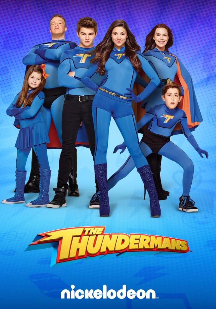 A Thunderman család