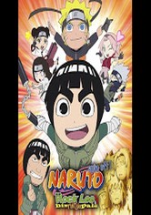 Naruto SD: Rock Lee no Seishun Full-Power Ninden