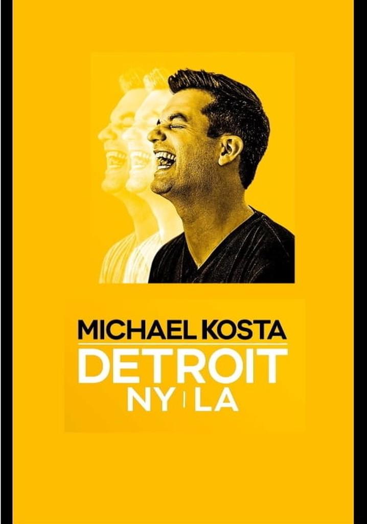 Michael Kosta: Detroit. NY. LA.