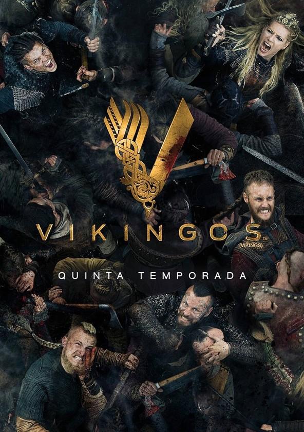 Vikingos Temporada 5 Ver Todos Los Episodios Online