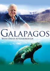Galapagos David Attenborough-val
