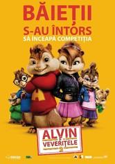 Alvin și Veverițele 2