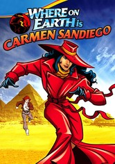 Wo steckt Carmen Sandiego?