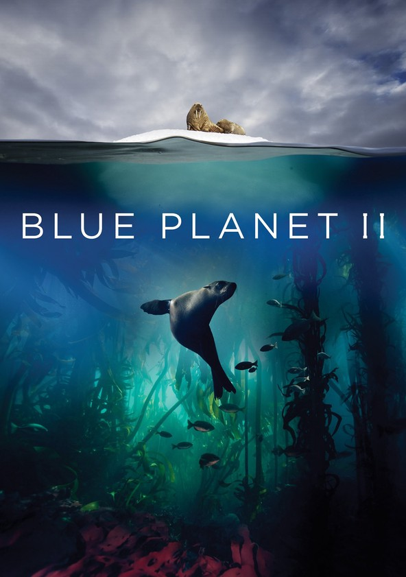 Blue Planet II poster