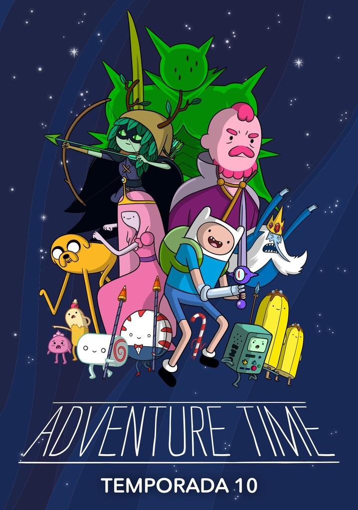 Hora de aventuras