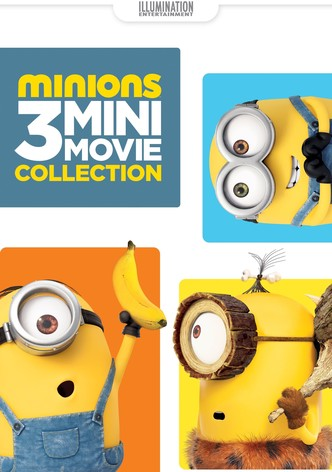 Minions: 3 Mini-Movie Collection