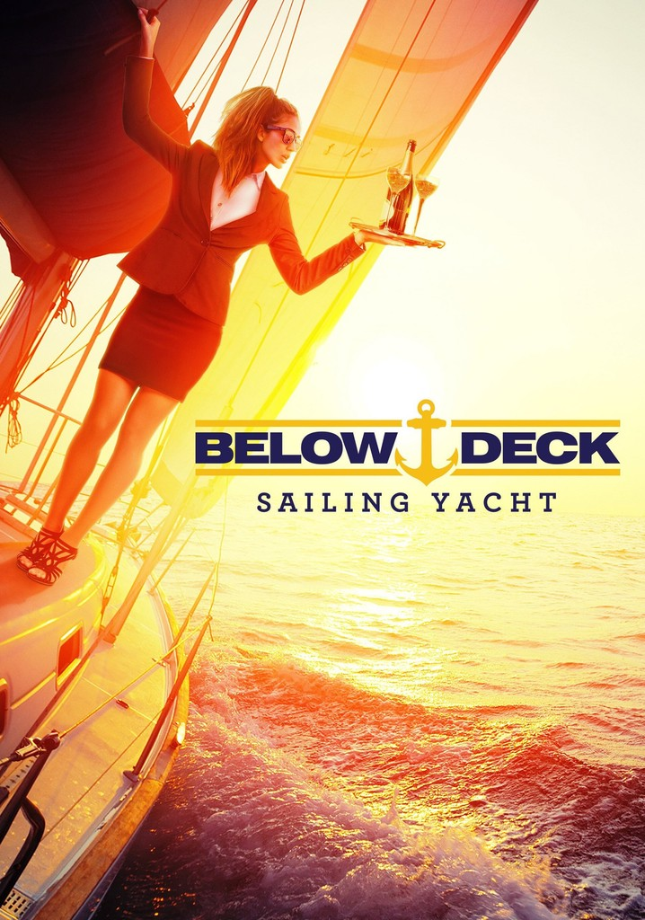 Below Deck Sailing Yacht