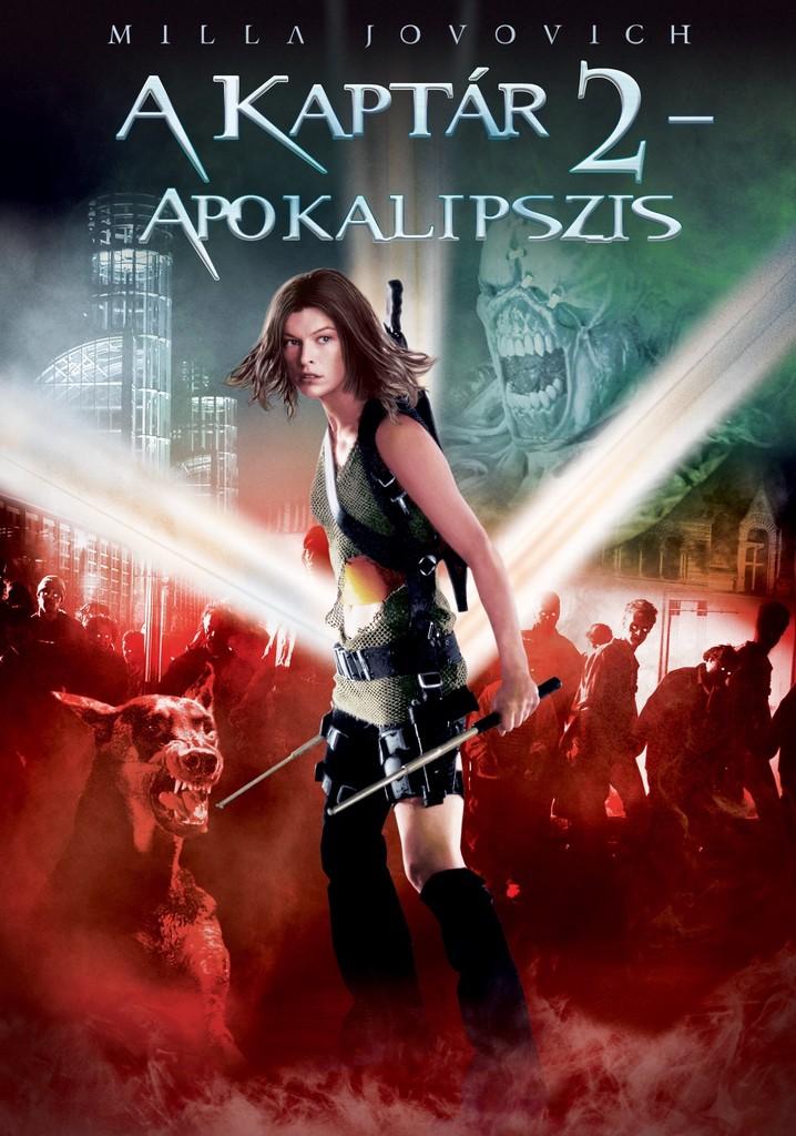A kaptár 2. - Apokalipszis