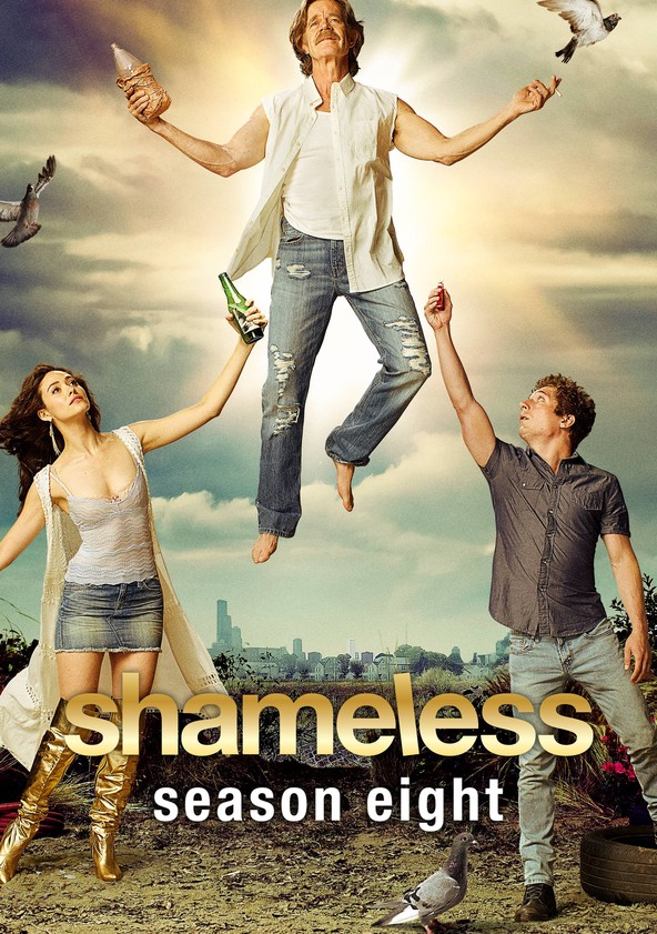 Shameless - Nicht ganz nüchtern Staffel 8 poster