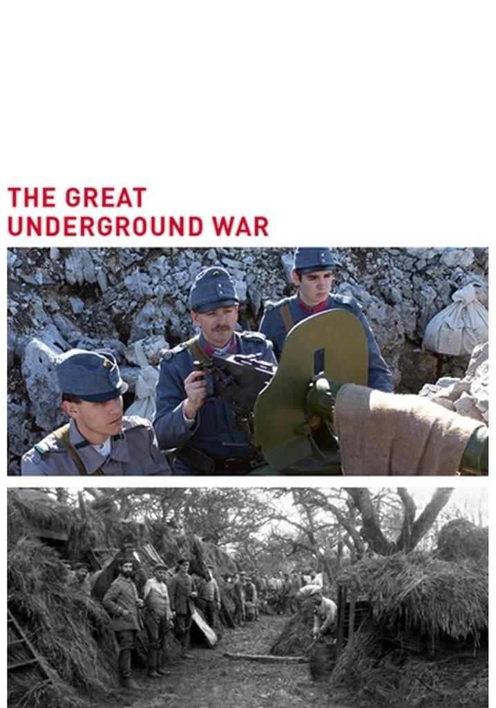 The Great Underground War