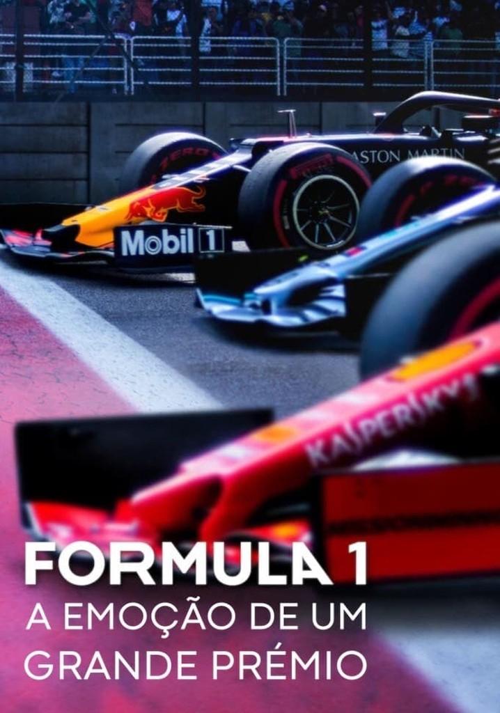 Formula 1: A Emoção de um Grande Prémio