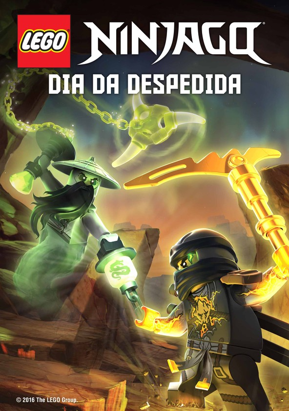 LEGO Ninjago Dia da Despedida