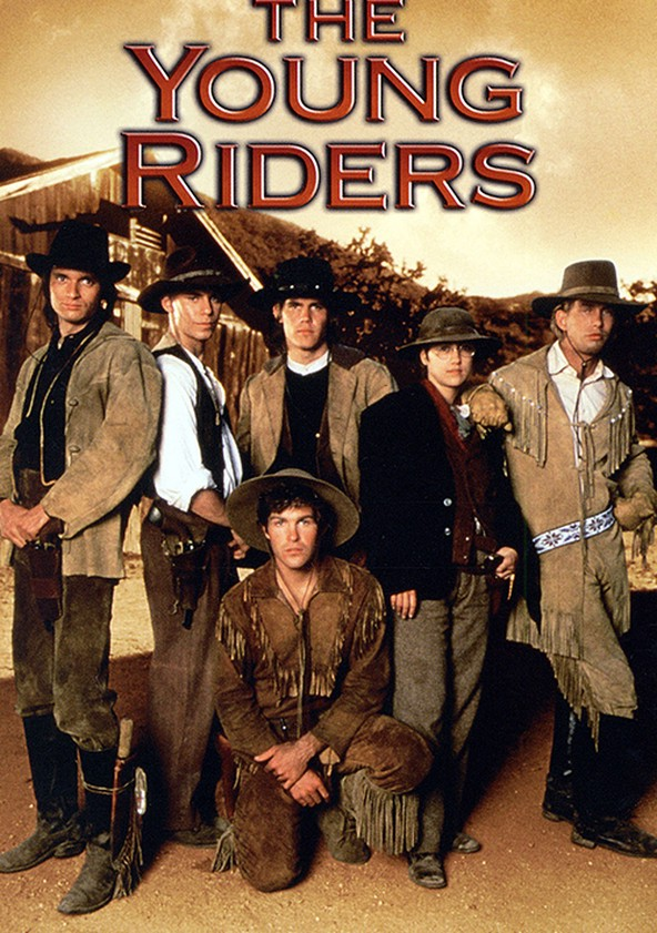 The Young Riders Season 3 poster
