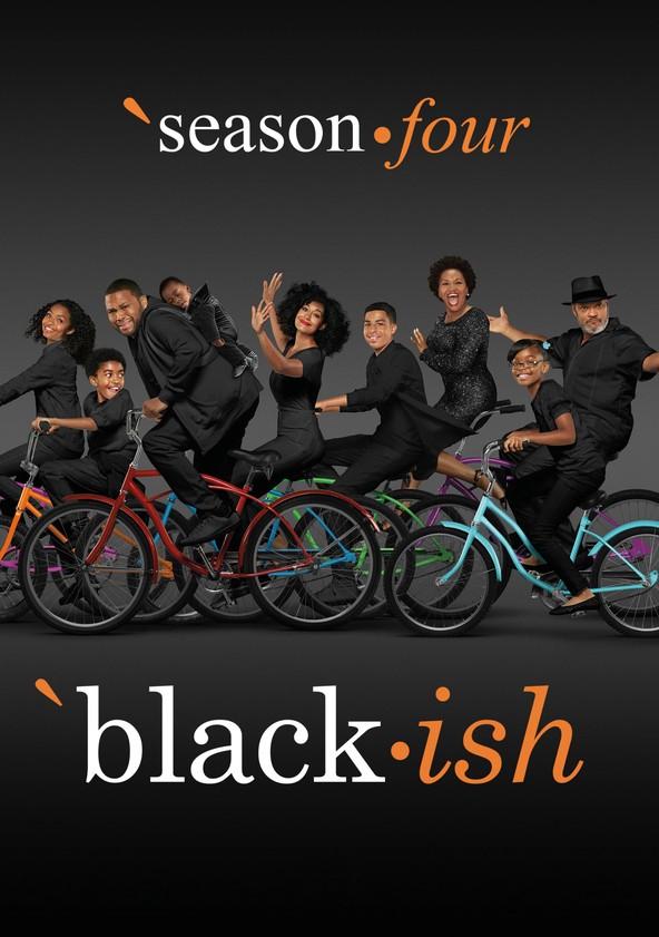 black-ish Season 4 poster