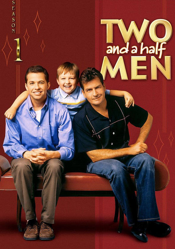 Two and a Half Men Season 1 poster