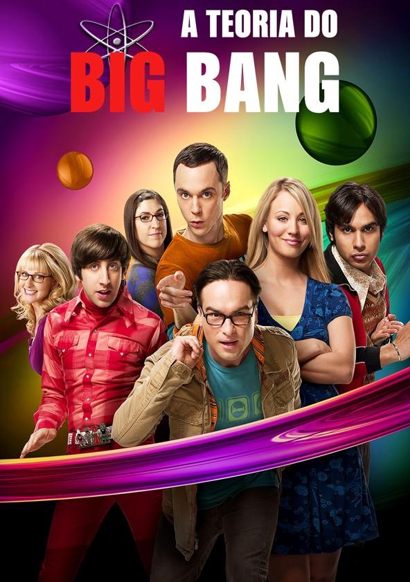 A Teoria do Big Bang poster