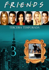 Friends 3.ª Temporada
