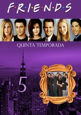 Friends 5.ª Temporada