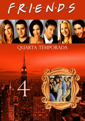 Friends 4.ª Temporada